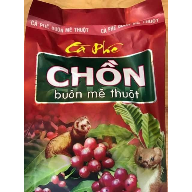VIETNAM COFFEE CHON BUON ME THUOT (RED LABEL) 500g