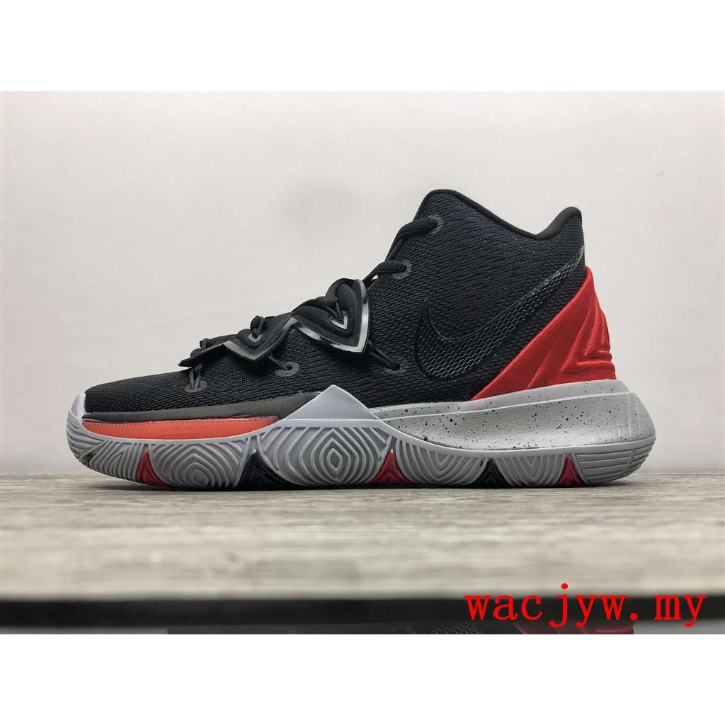 Granjero Asociar destacar  100% original Nike Kyrie 5 Air Zoom Turbo basketball shoes AO2919-600  size40-46 | Shopee Malaysia