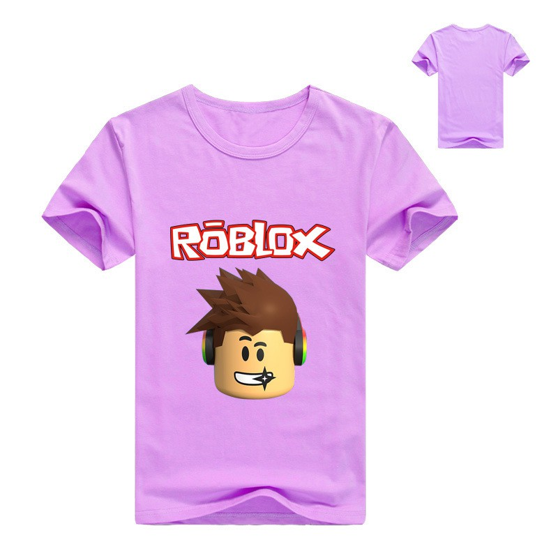 Shirts For 1 Robux - Purpleblack Roblox Red Nose Day Short Sleeve T Shirt Tee Tops