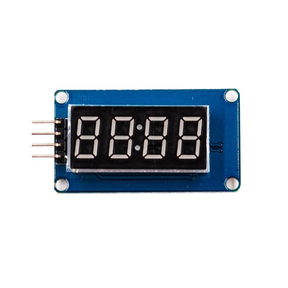 "0.36/"" Inch 4 Digit Red Digital LED Display TM1637 Clock Tube Display for Arduino"