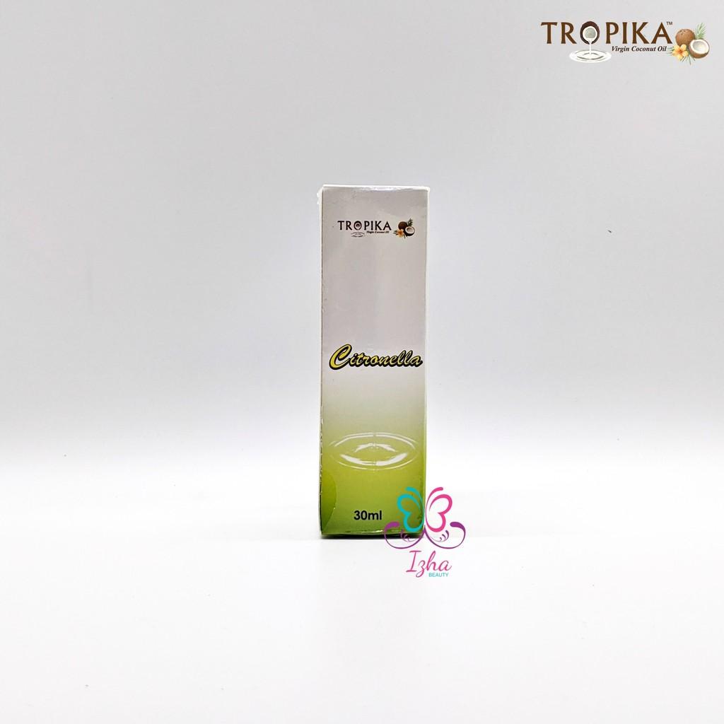 [TROPIKA BEAUTY] Baby Hair & Body Oil Citronella - 30ml