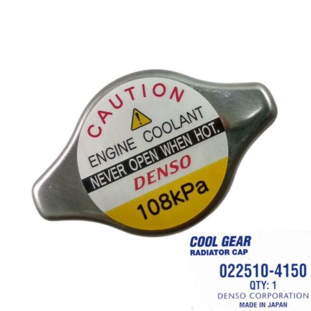 DENSO RADIATOR CAP 1.1 (BIG)