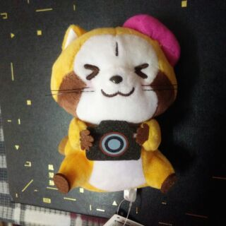 Original from Japan Crane Machine Toreba/Akiba Kirby Chef Cute Plush (15cm)