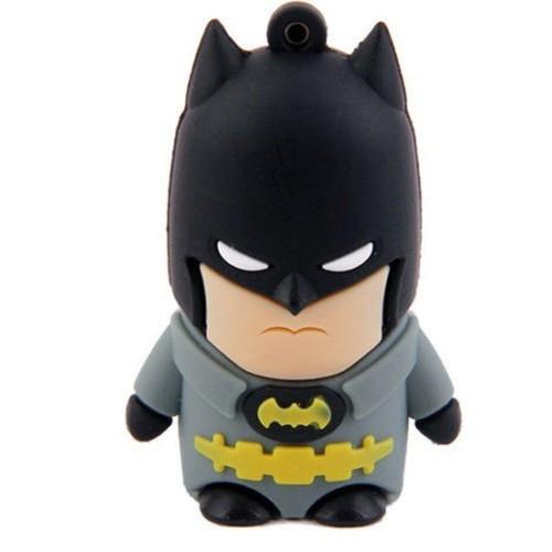32GB 16GB 8GB 4GB USB Flash Drive Memory Stick Pendrive Cartoon Cute Batman