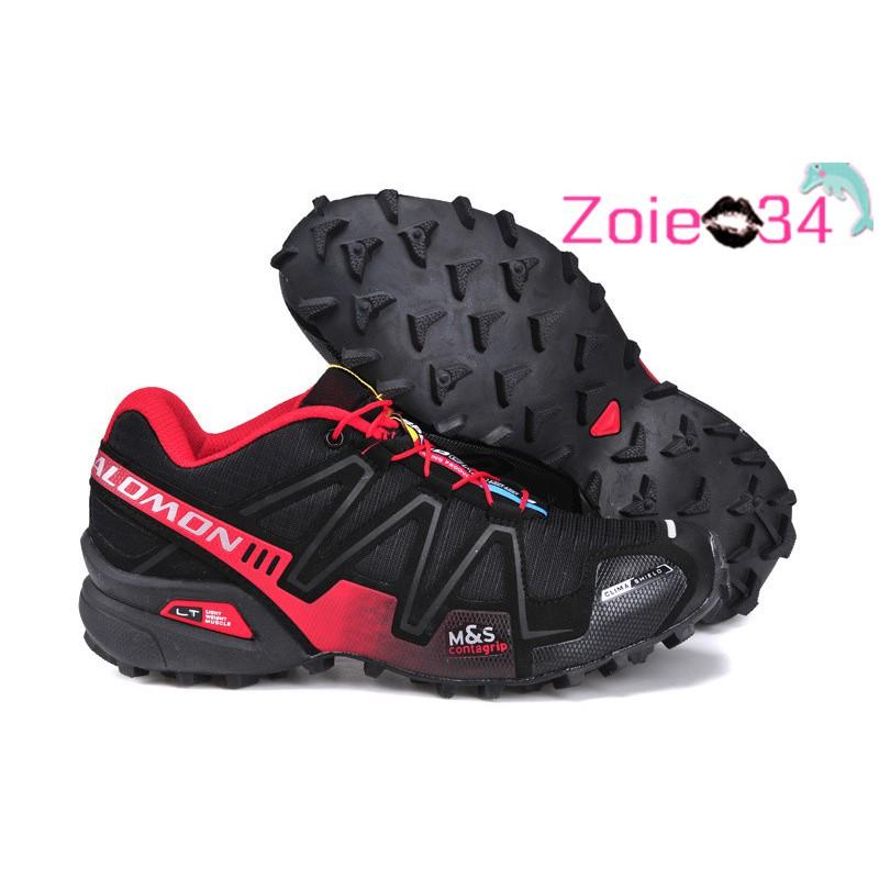 Salomon Speedcross 4 Women Shoes Purple Pink [WS4 5