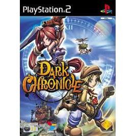 PS2  Dark Cloud 2 / Dark Cloud 1 [Burning Disk]
