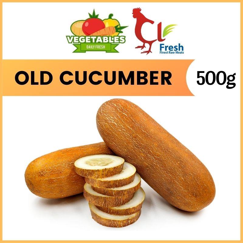 Old Cucumber / Timun Tua 500G