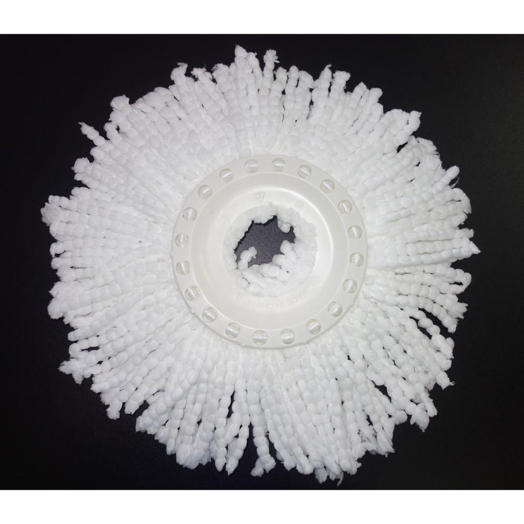 Spin Mop Cloth Microfiber Refill (2pcs)