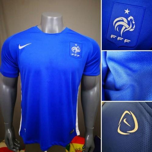 France Men Training Kit (Blue) 15/16