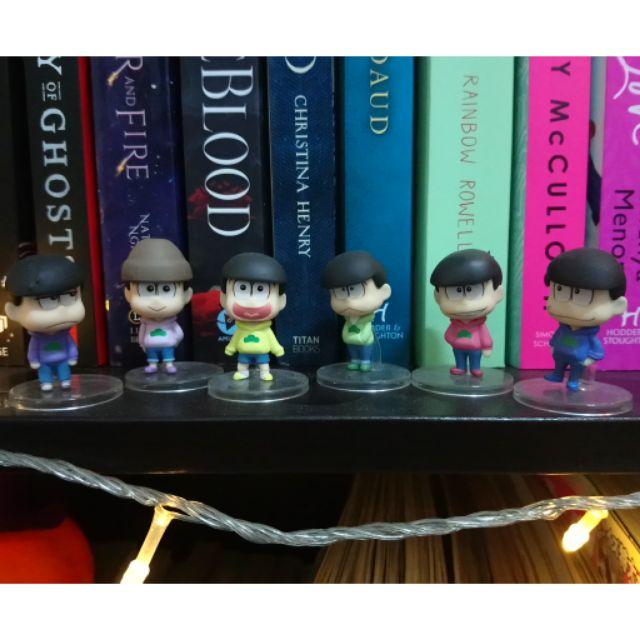 Osomatsu-san Miniature Figurines
