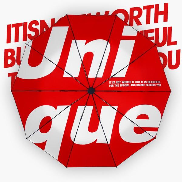 e091fa22be5f Sun umbrella, automatic umbrella, umbrellas, male personality, creative  trends,