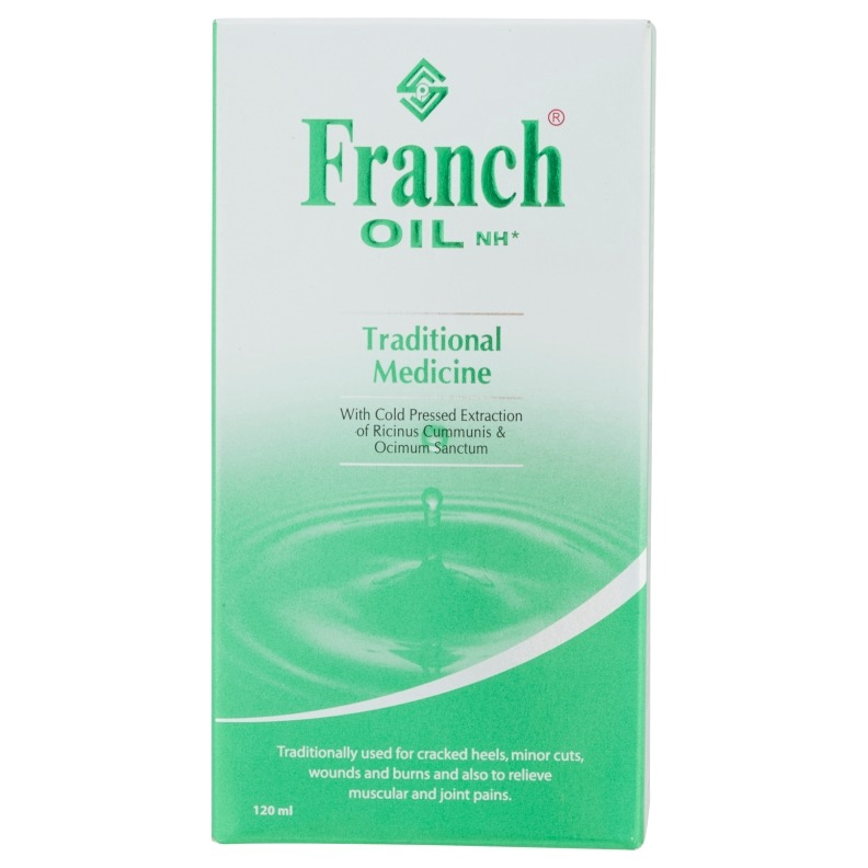 Franch Oil Traditional Medicine 120ml