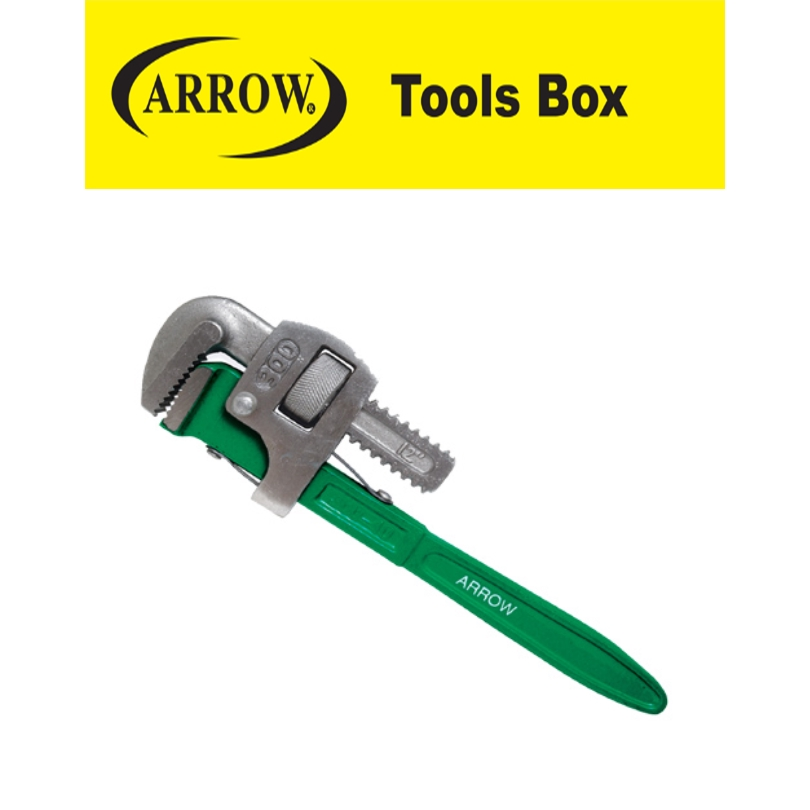 READY STOCK!! ARROW PIPE WRENCHES STILLSON  TYPES EASY USE GOOD QUALITY SAFETY