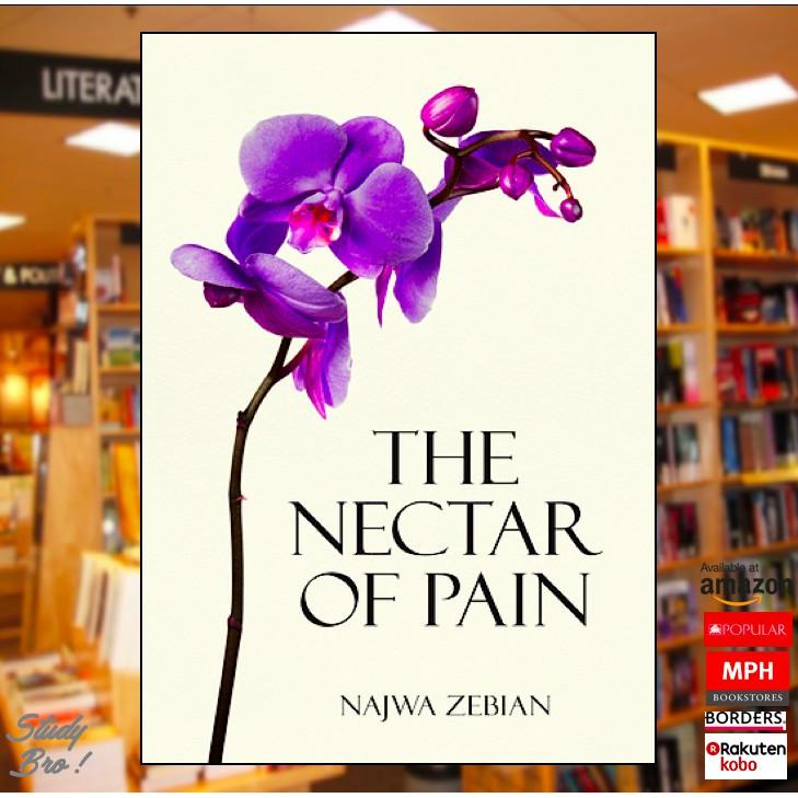 The Nectar of Pain by Najwa Zebian   Digital Book