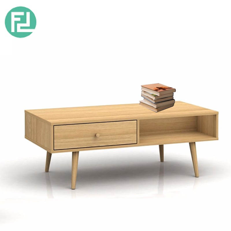 Furniture Direct ADELLE 4ft coffee table with drawer
