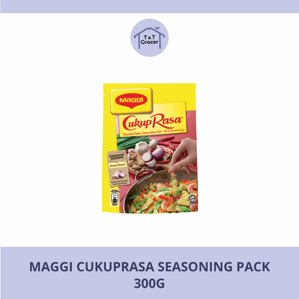 Maggi Cukuprasa Seasoning Pack (300g)