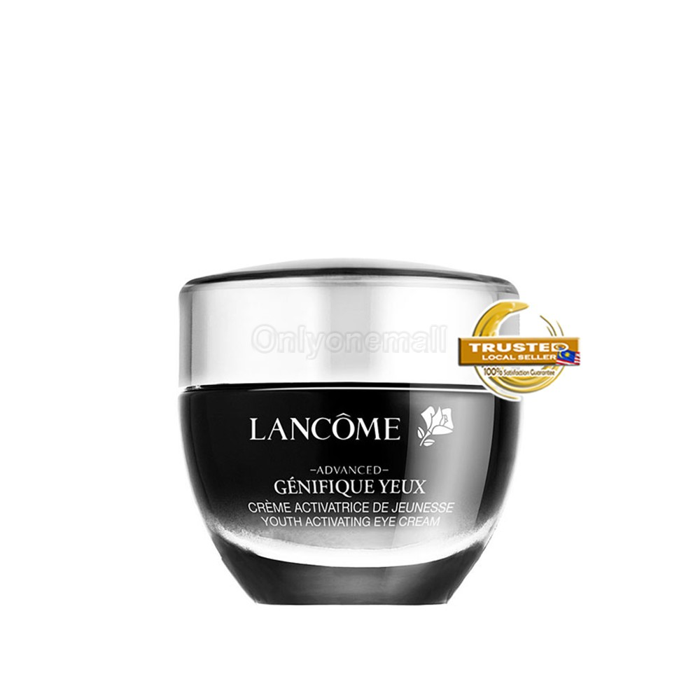 Lancome Advanced Genifique Yeux Youth Activating Smoothing Eye Cream 15ml (With Free Gift)