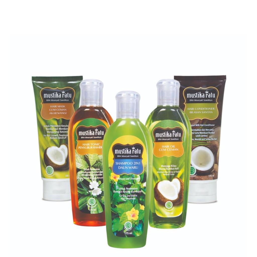 Mustika Ratu Advance Damage Hair Treatment