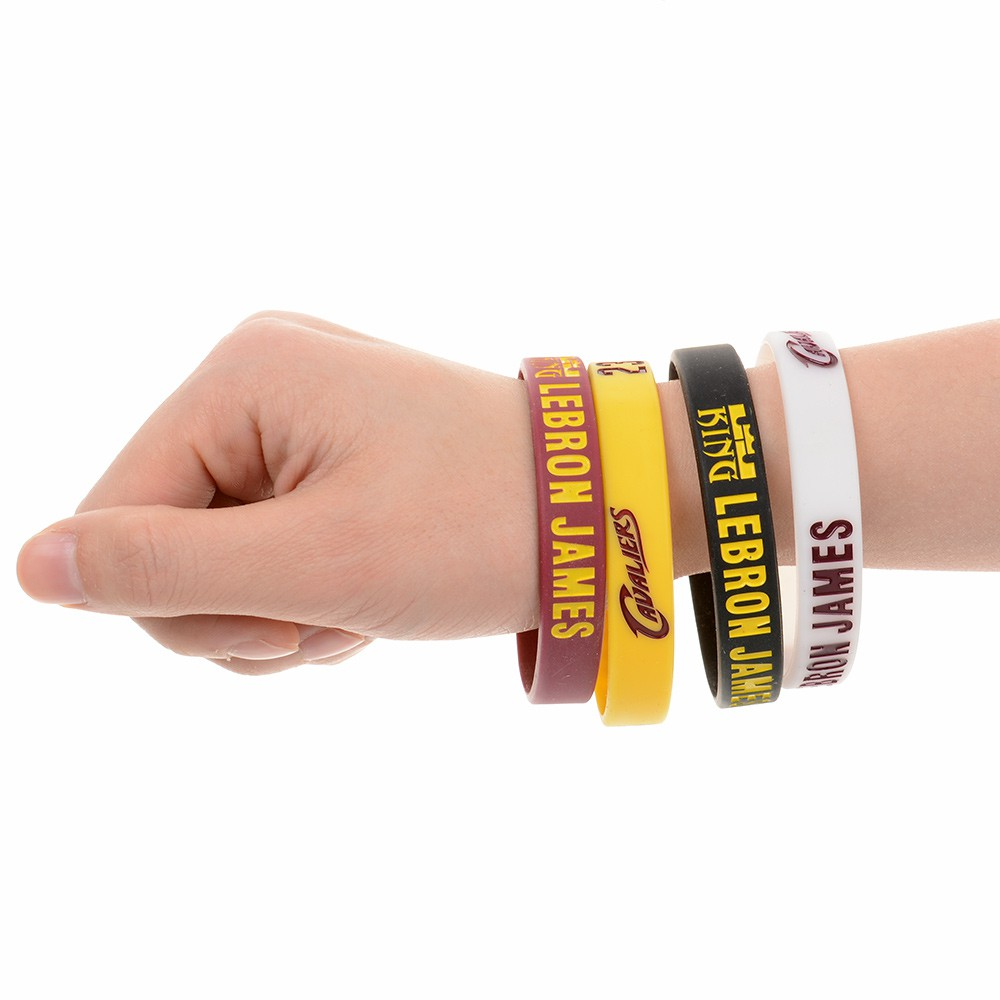 Nba Wristband Silicone 23 Lebron James
