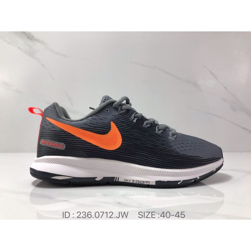 Catástrofe pasos Isla de Alcatraz  Nike Air Zoom Pegasus 34 Men's Running Shoes (Grey) Premium -40-45 EURO