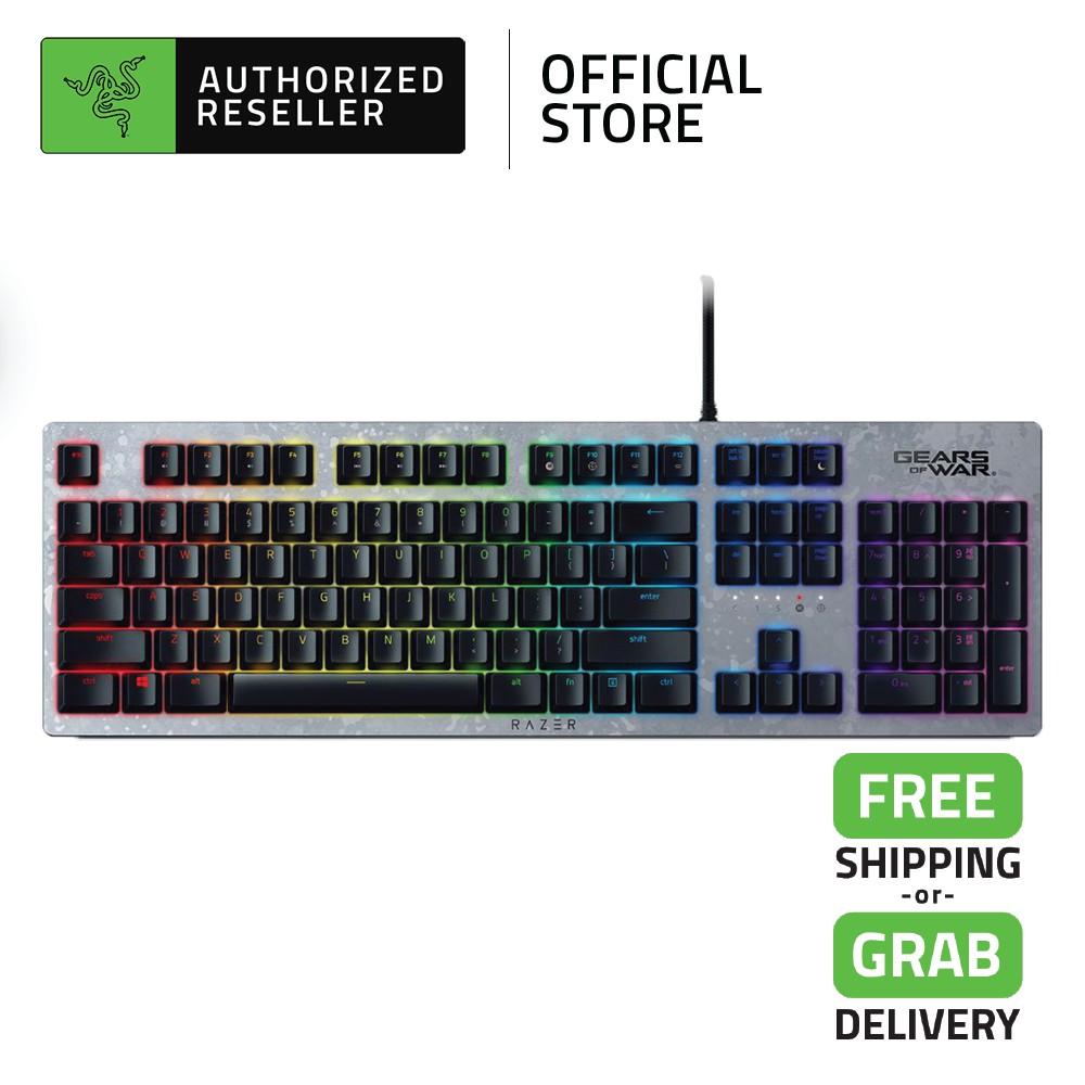 Razer Huntsman Gears of War 5 Edition - PC Gaming Opto Mechanical Switch Keyboard