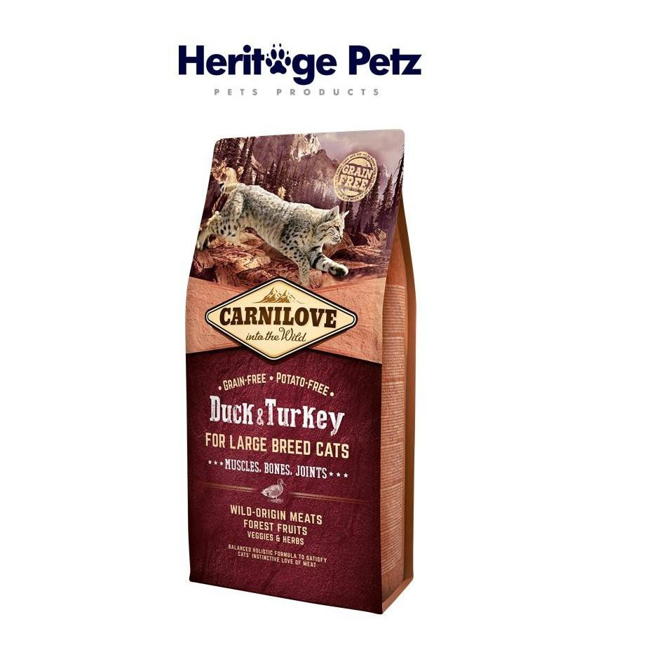 Carnilove Cat Can Turkey Salmon For Kittens X 12 Shopee Malaysia Proplan Repack 1kg