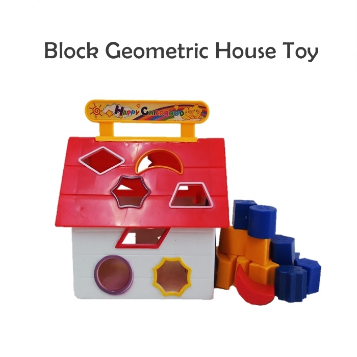 Permainan Blok Geometri Kanak Kanak Shopee Malaysia