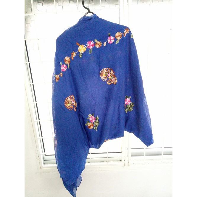 *Stock Clearance Floral Design Shawl Women