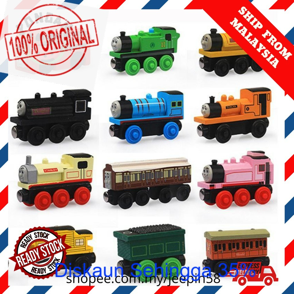 Thom*s Train Magnetic Tomas and Friends Wooden Model Train