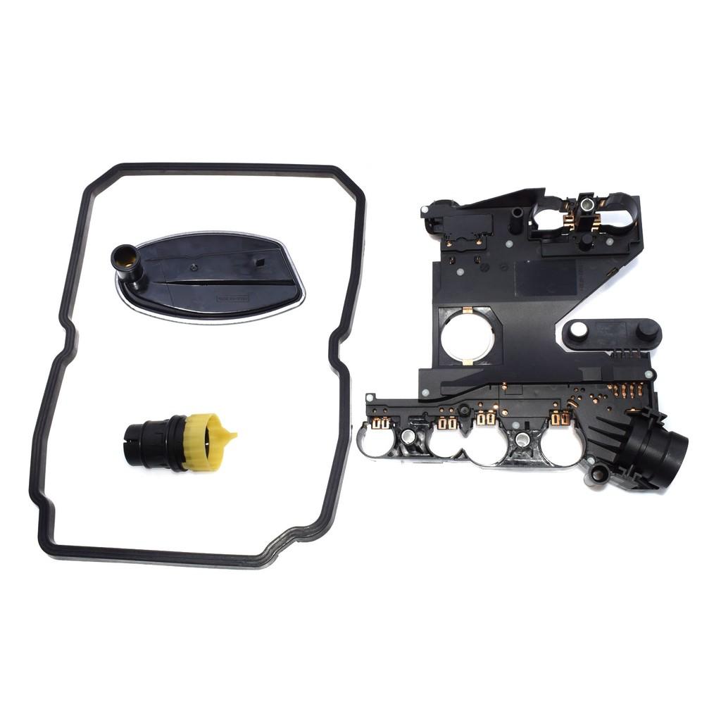 Transmission Valve Body & Connector & Filter & Gasket Kit For Benz E350 E550