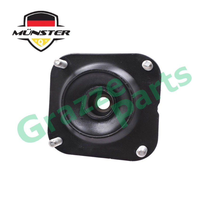Münster Präzision Technology Absorber Mounting Front 0K2FA-34-380 for Kia Citra