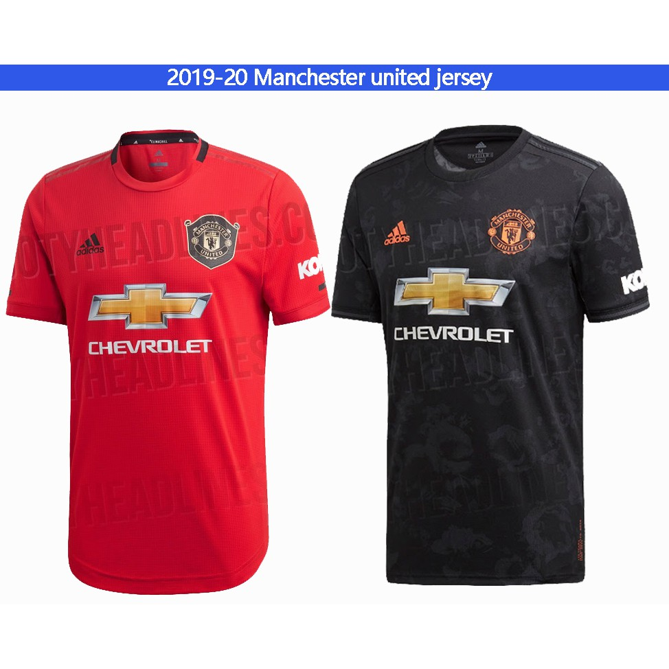 2019 2020 2021 Mancheste United Home Away Third Football Soccer Man United Jersey Top Quality Grade Aaa Shopee Malaysia