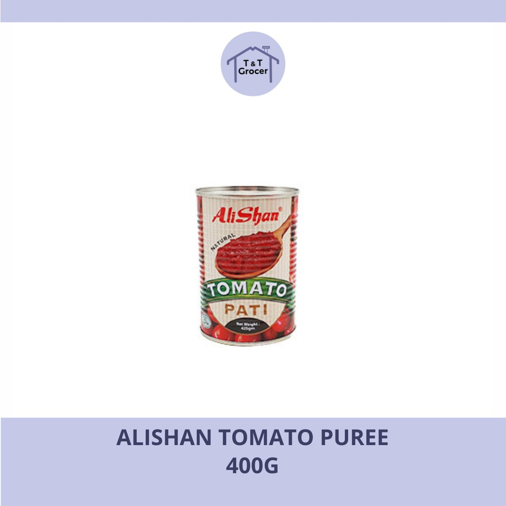 Alishan Tomato Puree 400G