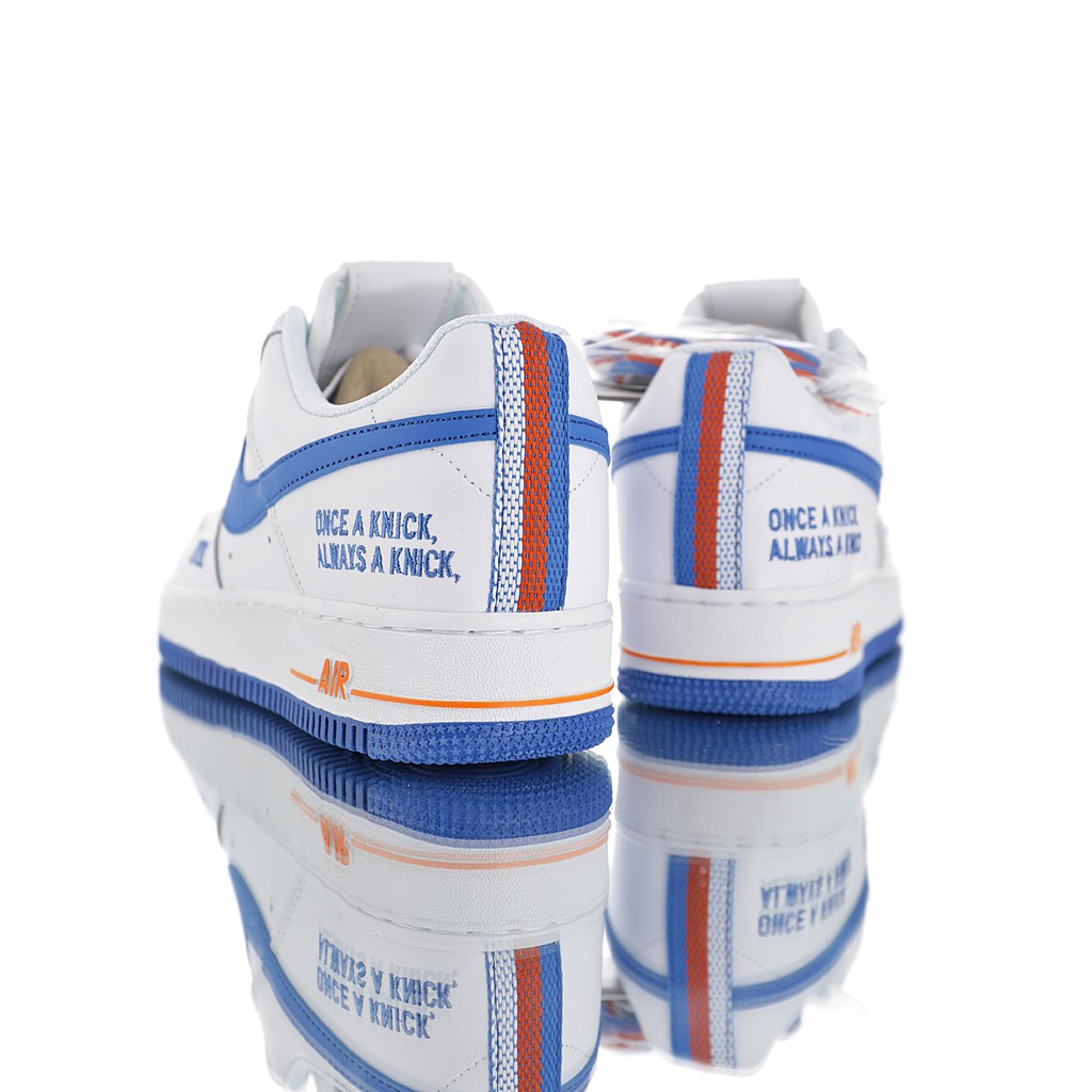 "Nike Air Force 1 Low '07 TXT ""New York Knicks"" For Sale"