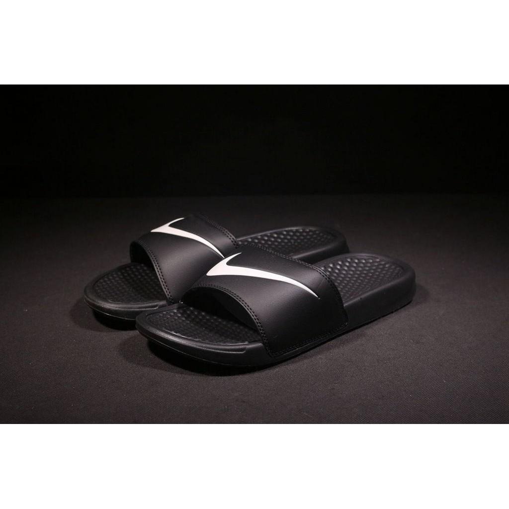 reputable site 4d36a b7a77 Nike Benassi Swoosh Slippers Women's/Men's flip flop sandals 2 Shoes