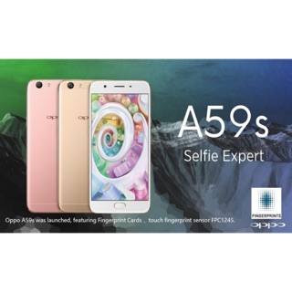 Oppo A59s 4GB+32GB Original Imported Set   Shopee Malaysia