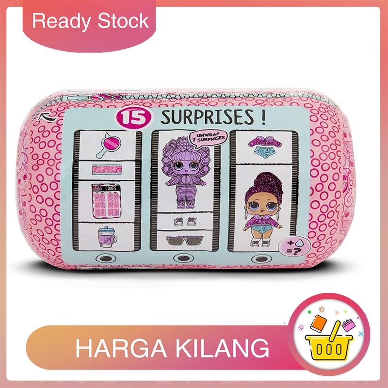 LOL Surprise Under Wraps Doll BIG size - L O L Series Eye Spy 1A The Cutt  Doll