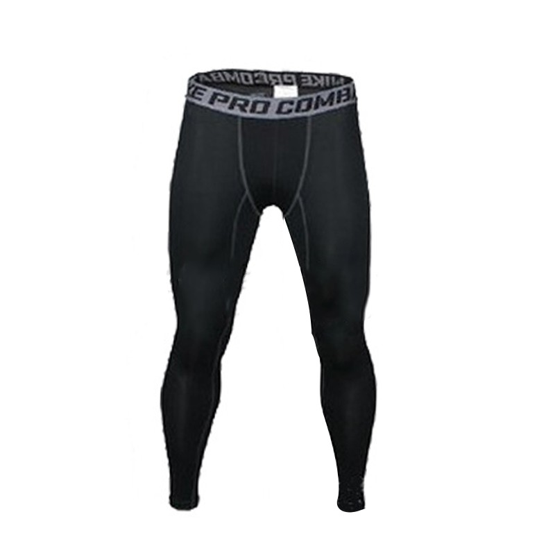 fcba442e7c2ba6 Alejandro Men Compression Pants Gym Fitness Sports Running Leggings Tights  Quick | Shopee Malaysia