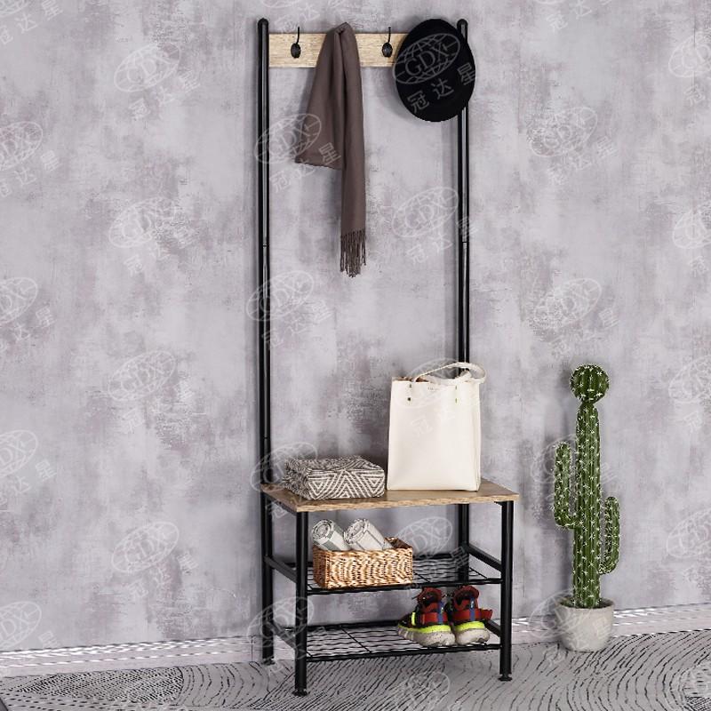 Furniture Direct FELIX Metal Frame Cloth Hanger / Cloth Hanger / Rak Baju