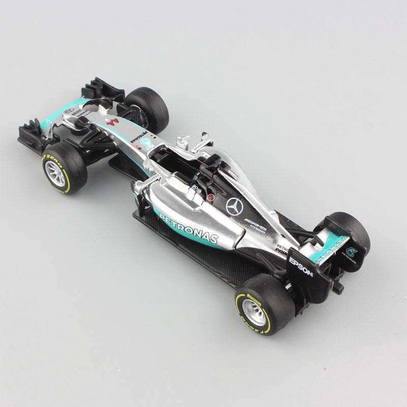 F1 Mercedes Amg W07 Hybrid Lewis Hamilton 1 43 Die Cast Model Car Toys Gifts Shopee Malaysia