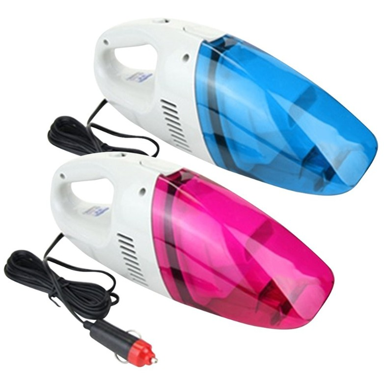 12V Portable Auto Car Vacuum Cleaner Dust Collector Suction For House & Outdoor / Penyedut Habuk