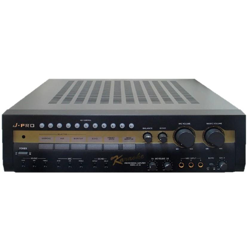 J-PRO JA-S2 Professional Karaoke Amplifier (MADE IN JAPAN)