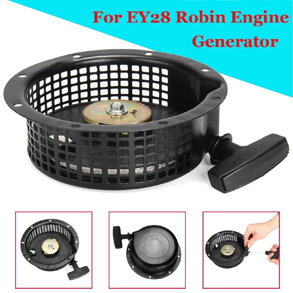 Recoil Pull Starter Assy for Subaru Robin EY28 7.5HP Engine Generator