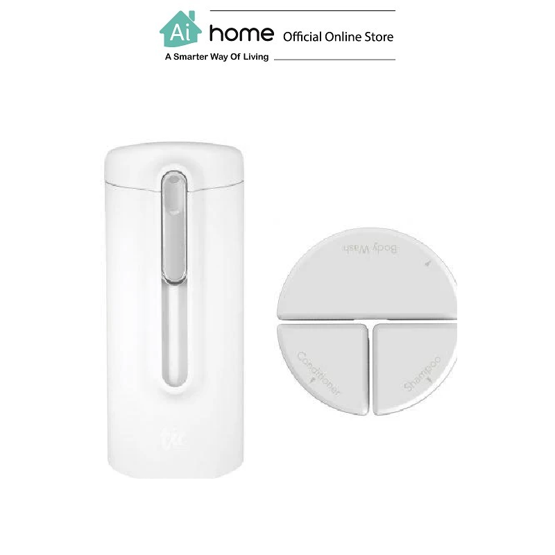 TIC Smart Travel Bottle V2.0 with 1 Year Malaysia Warranty [ Ai Home ]