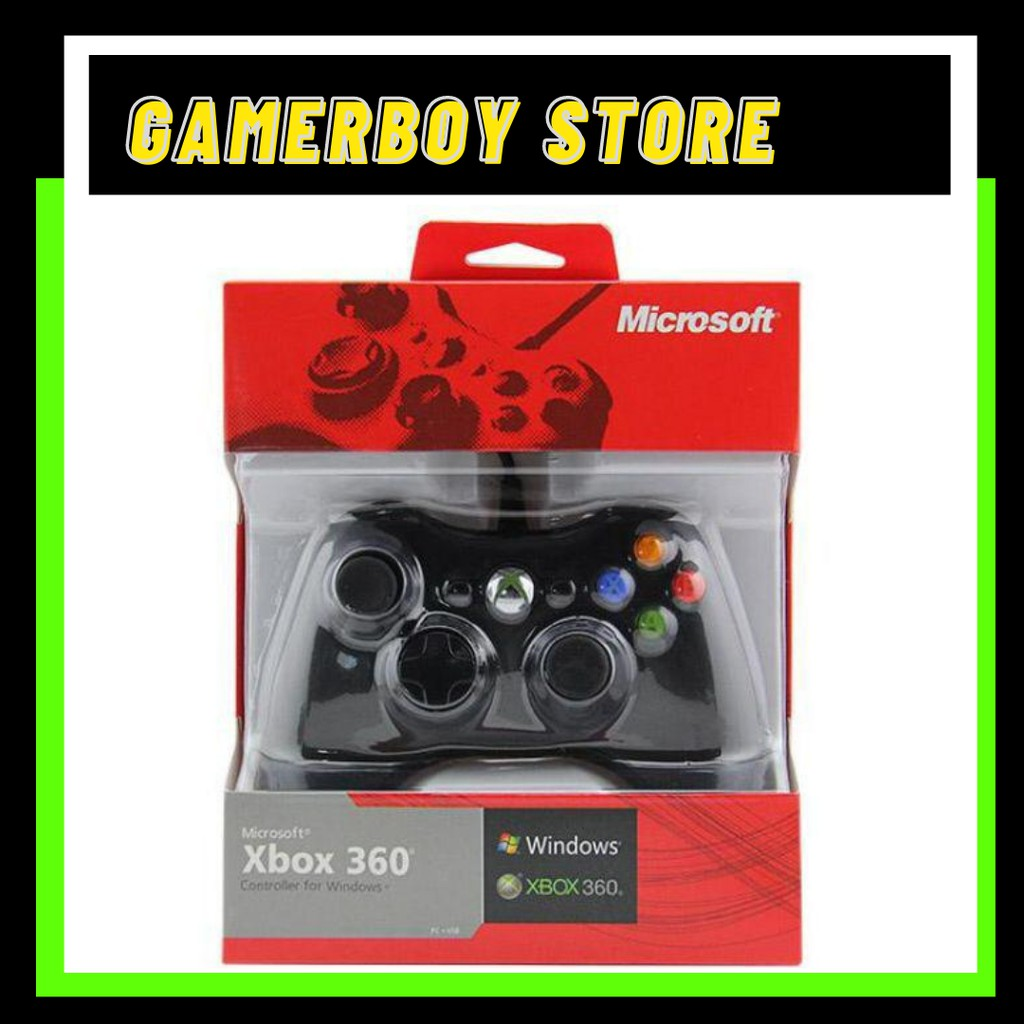 XBOX 360 Wired Controller XBOX360/PC (HIGH QUALITY)READY STOCK