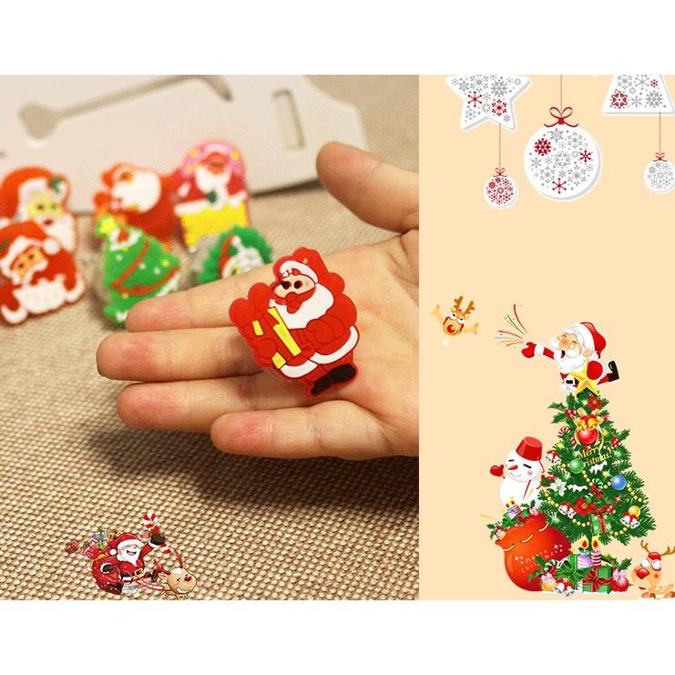 2x Christmas Santa Hat Xmas Wrist Slap Band Wristband Kids Party Accessories