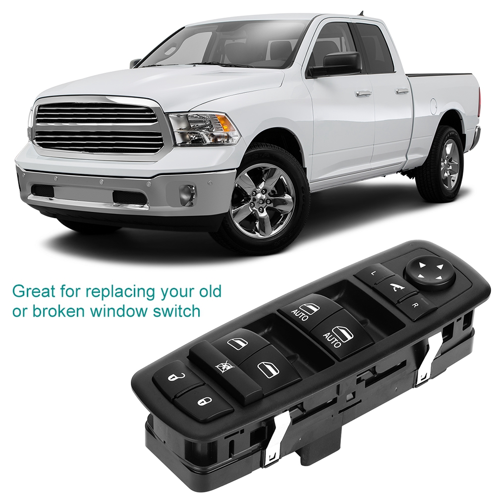 68110867AB Car Driver's Master Window Switch Fit for Chrysler Dodge Ram  1500 2500