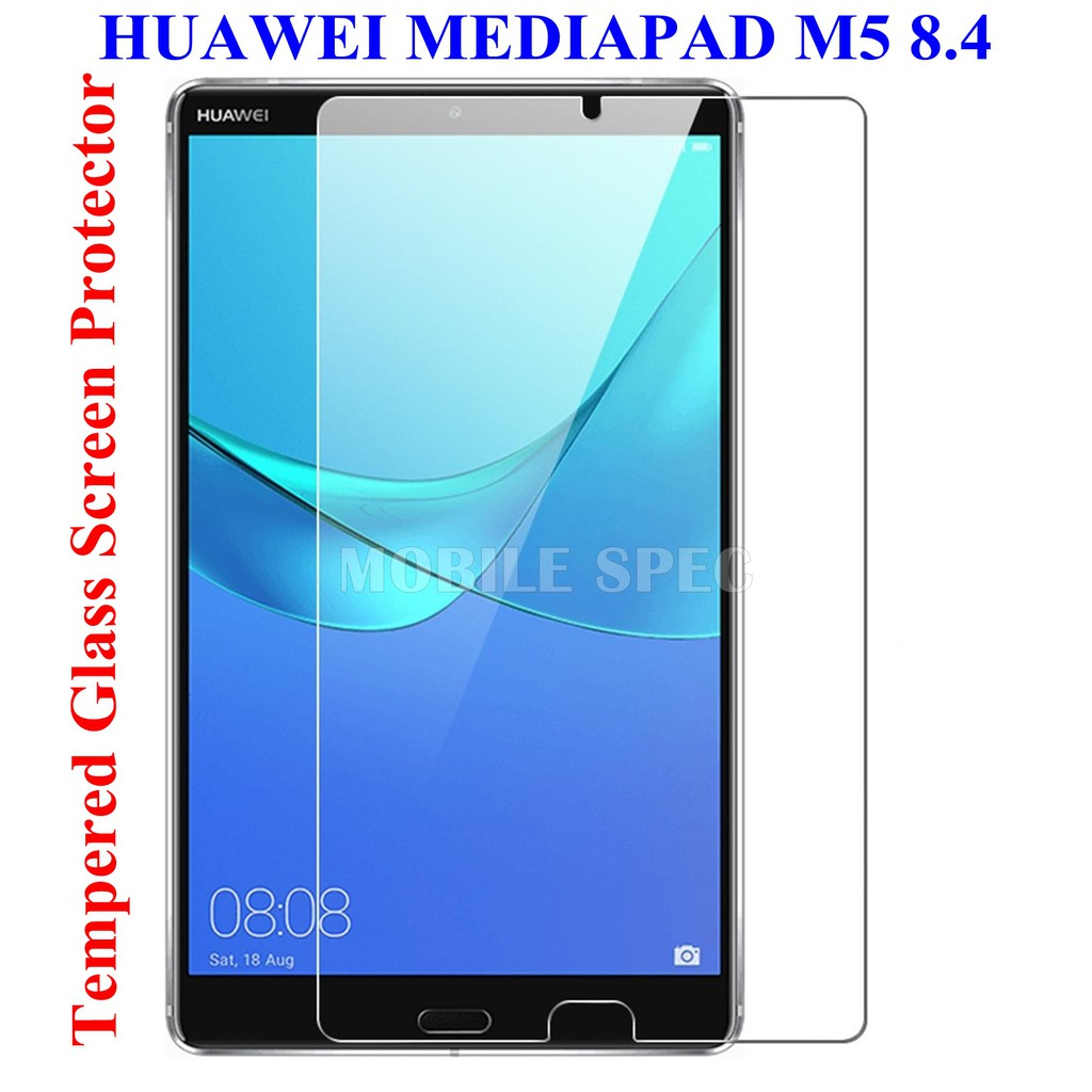 Huawei Mediapad M5 8 4 Tempered Glass Screen Protector
