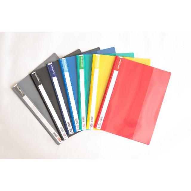 LION File A4 Size Plastic Management File