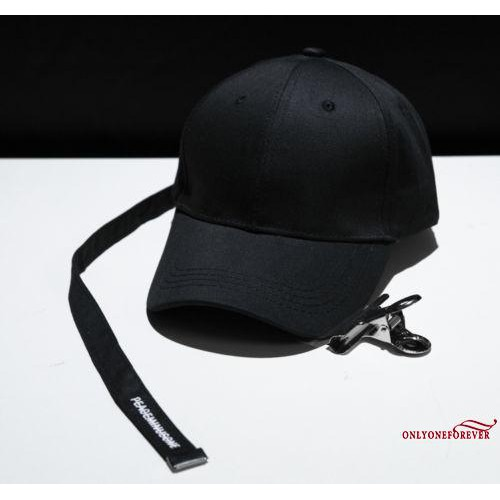 G-Dragon Peaceminusone Long Back Strap Snapback  6cf5bfe4297